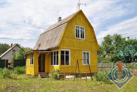 Дача в СНТ Восход-81 у пос. ж/д ст. Башкино и д. Щекутино