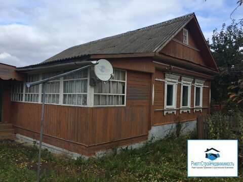 Дом в деревне на берегу водохранилища,40 соток, ПМЖ