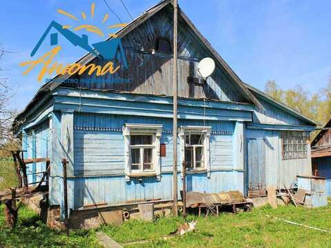 Дом в совхозе Боровский Калужской области
