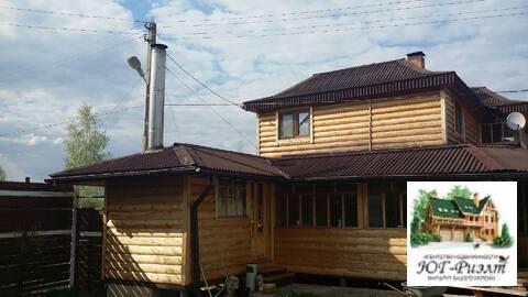 Продается дом в Наро-Фоминском районе, д. Залучное