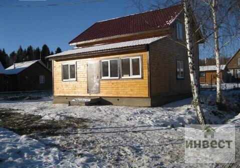Продаётся 2-этажная дача 130 кв. м. на участке 6 соток, Наро-Фоминский