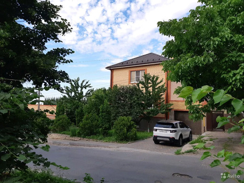 Дом 250 м на участке 4 сот.