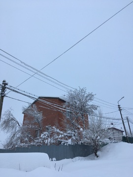 Продается уютный коттедж в Октябрьском районе