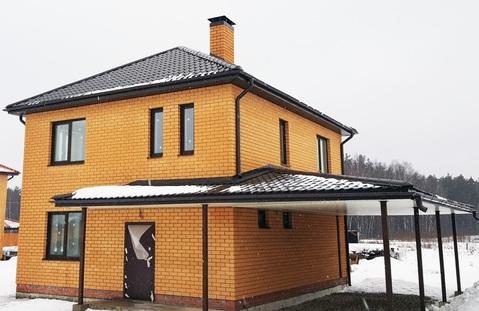 Кирпичный дом 112 кв.м. на участке 7.5 соток в Раменском, д.Строкино