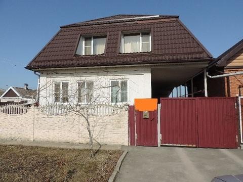 Дом в двух уровнях в поселке Афипский пригород Краснодара!