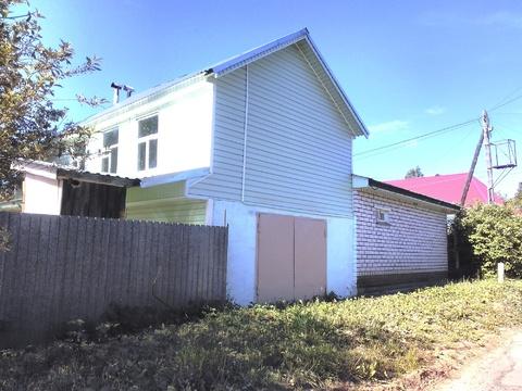Продаю домик в центре Чебоксар или обмен на 2 ком.кв.