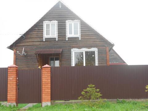 Дом 112 м2 в деревне Холдеево.