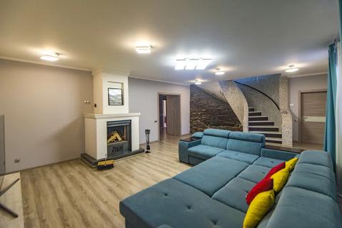Продаётся качественно построенный трехуровневый коттедж, д. Ольшанка