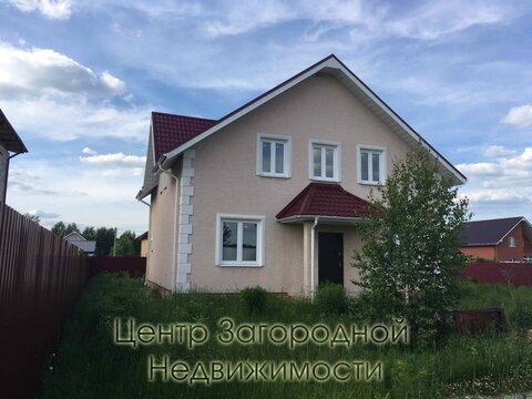 Коттедж, Горьковское ш, Щелковское ш, 40 км от МКАД, Кабаново д. .