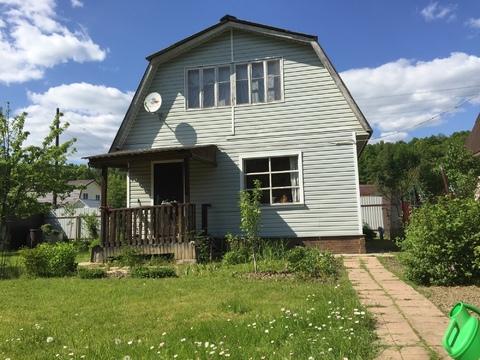 Продается двухэтажный дом 70 кв.м, 58 км от МКАД, г. Чехов, СНТ Дружба