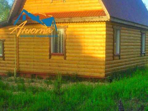 Жилой новый дом в деревне Абрамовское Боровского района.