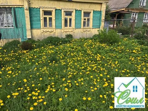 Жилой дом 57 м2 на земельном участке 15 соток д. Мещерское