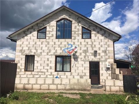 Коттедж 95м (участок 8 соток) в 10 мин от города (д. Карпово)
