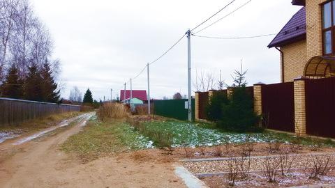 17 соток ИЖС. Наро-Осаново. 55 км. от МКАД.