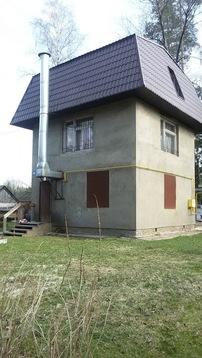 Дом, Щелковское ш, Горьковское ш, 25 км от МКАД, Свердловский пгт .