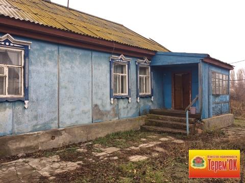 Продается дом село Безымянное