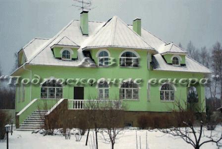Горьковское ш. 35 км от МКАД, Кабаново, Коттедж 600 кв. м