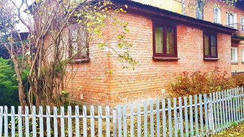Квартира 60 кв.м. с участком. д.Горловка (Голицыно). 30 км.от МКАД