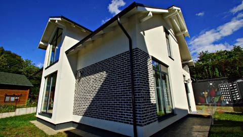 Дом в стиле лофт в Центральном Сочи