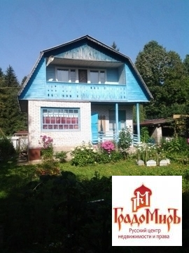 Продается дача, Сергиев Посад г, Семхоз мкр, 6 сот