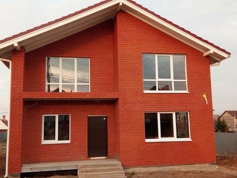 Новый качественный кирпичный дом!