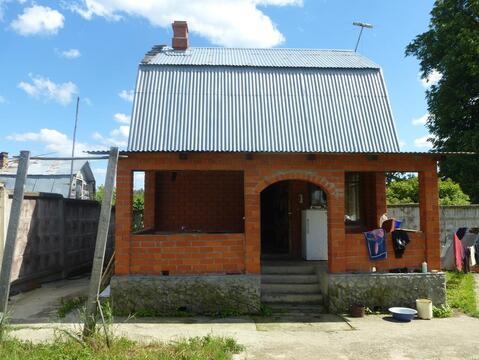 Домик 50 кв.м. на участке 22 сотки в д. Бекетово, Ступинского р