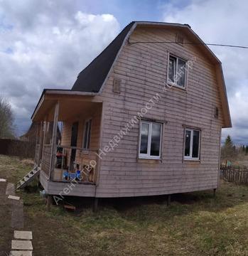 Продажа дома, Новая Мельница, Новгородский район, Новая Мельница