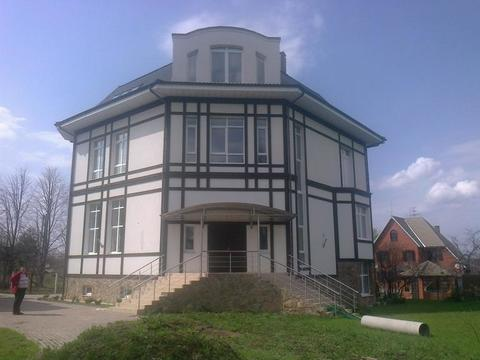 Новый коттедж на берегу р. Волга, д. Терехово.