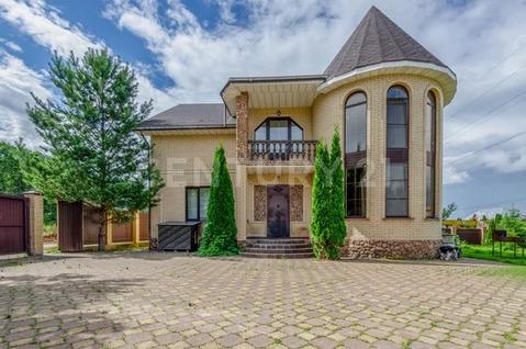 Прекрасный дом для дружной семьи.