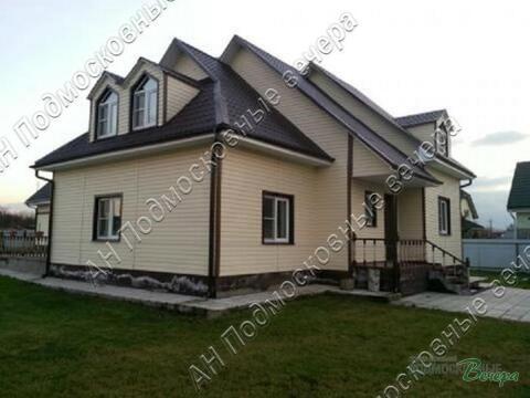 Щелковское ш. 21 км от МКАД, Анискино, Дом 240 кв. м