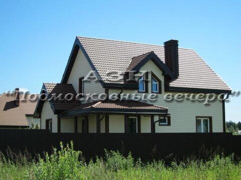 Дмитровское ш. 40 км от МКАД, Мелихово, Коттедж 170 кв. м