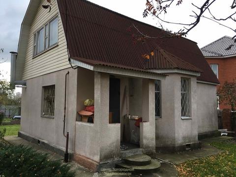 Дом, Щелковское ш, 7 км от МКАД, Балашиха. Дом (дача) 52 кв.м. на .