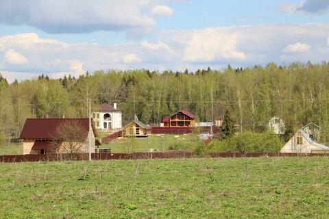 Земельный участок 8 соток в поселке