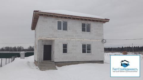 Дом в поселке, газ, канализация, вода,15 квт