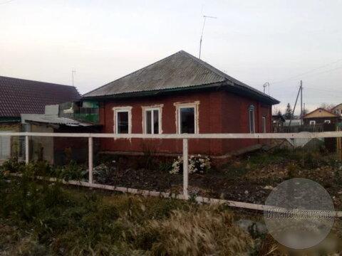 Омск. Продажа частного дома 53 кв.м. с баней на Московке