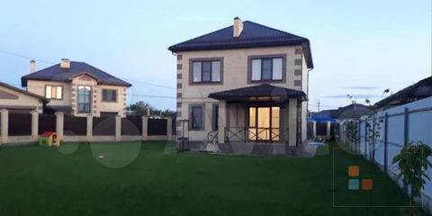 Дом 130.9 м на участке 6.6 сот.