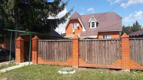 Продажа дома, Манушкино, Чеховский район