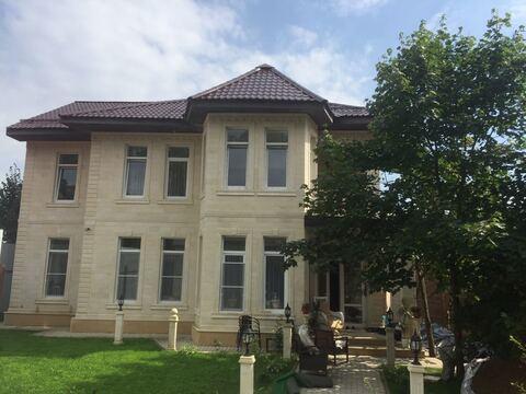 Шикарный дом 280 кв.м. на Минском шоссе 30 км от МКАД.