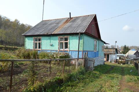 Дом, Речная, с.Жилино, Первомайский р-он