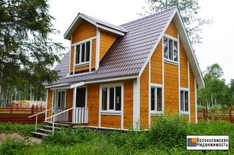 Готовый дом в Волоколамском районе