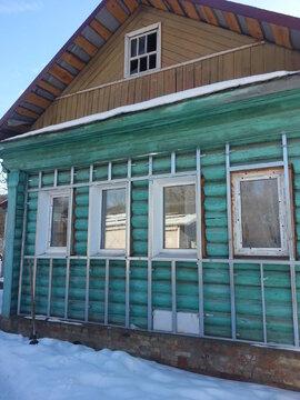 Продается дом во Фрязино улица Вокзальная 33