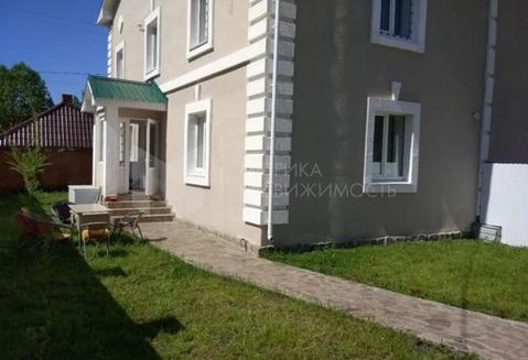 Продажа таунхауса, Тюмень, Ул Маршала Захарова