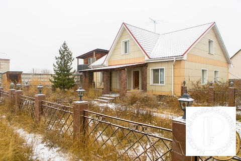 Дом п. Логовой, ул. Трактовая