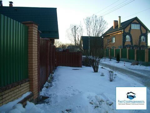Дом в городе Руза на первой береговой линии Москва реки
