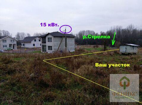 Участок ИЖС 14 соток в д.Разбегаево