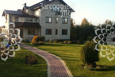 Щелковское ш, 23 км от МКАД дом в п. Свердловский