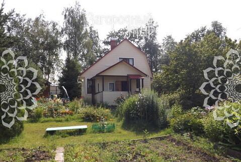 Опрятный дом в СНТ.