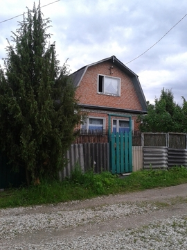 Продается дача, Чехов г, Солнышково д, 48м2, 4 сот