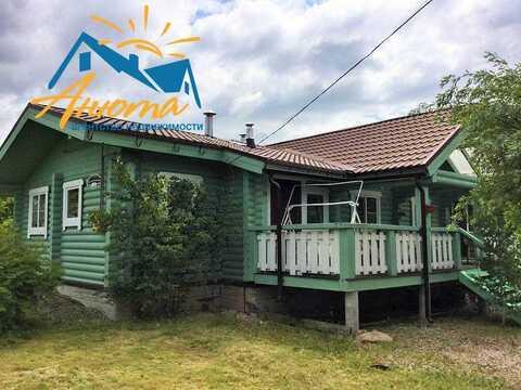 Дом в тихой деревне под Малоярославцем
