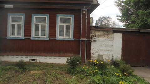 Продается бревенчатый дом в г.Александров